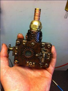 Custom Vape Mods, Steampunk #steampunk #mods #vape