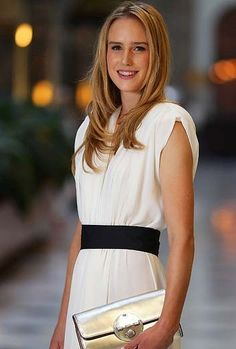 Ellyse Perry. Dual Australian football and cricket international.