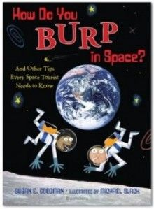 The research based space lesson plans include ideas that are engaging to all students, including research on how to burp in space.