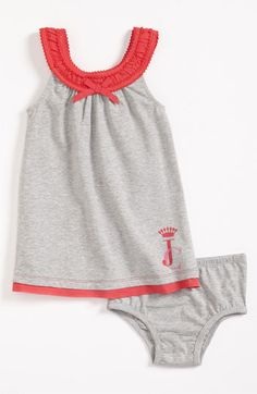 Juicy Couture Dress (Infant) available at #Nordstrom