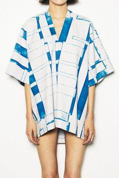 Japanese Sewing Pattern - Kokka 3 min. - blouse pattern