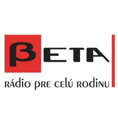 Rádio Beta - živé vysielanie / online stream (MP3, 128 kbps, vyššia kvalita) | Stream player | Radia.sk - slovenský éter online Tech Companies, Company Logo, Logos, Logo