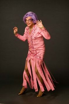 Dame Edna - Barry Humphries