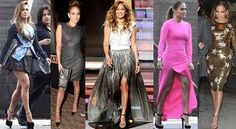 Jennifer Lopez ~ She rarely misses a beat. Whether she's dressed up or down.