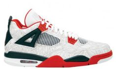 Air Jordan IV Retro Laser http://celebritysneakerstore.com/