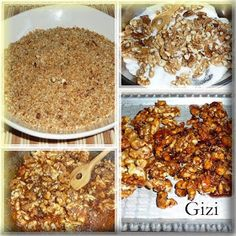 Almond, Cereal, Cupcakes, Cookies, Baking, Breakfast, Food, Caramel, Kuchen