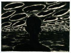 Antony Gormley NIGHT, 1985
