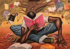 Tree of Knowledge by Dion J. Pollard | The Black Art Depot