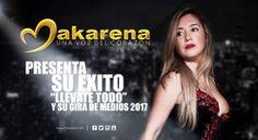 MAKARENA la nueva revelación de la música regional MEXICANA en gira de medios por New York