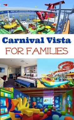Carnival Vista for Families - The Ultimate Family Cruise Vacation!