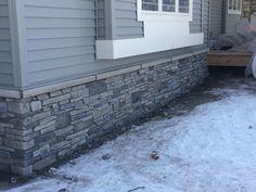 House exterior brick and stone facades 56 New ideas Stone Veneer Exterior, Stone Siding, House Exterior, Stone Exterior Houses, Exterior Brick, Exterior Brick Veneer, Stone Facade, Wall Exterior, Stone Chimney