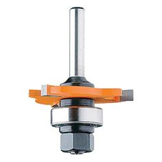 CMT 822.316.11B 1/16-Inch 3-Flute Slot Cutter with Arbor and Bearing