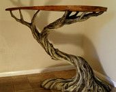 """I am rather found of this """"Lord of the Rings WIzards staff table"""" quite lovely"""