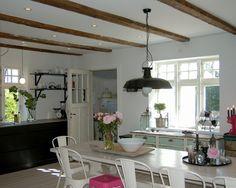 Karlottes hjem - wonderful kitchen