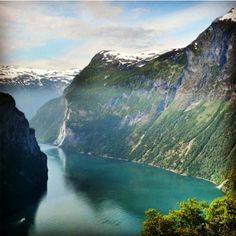 Norway landscape #norway #landscape #nature