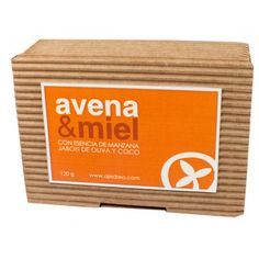 Jabón de Avena y Miel   Ajedrea Cosmética Natural