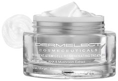 Dermelect Resilient Stem Cell Regenerating Treatment 1 Ounce High Frequency Vibration Eye Massager For Anti-Ageing Wrinkle,Dark Circles & Puffiness
