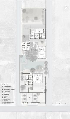 Deep³ Courtyard,Floor Plan