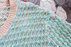 Oval Knit Jumper - Jonathan Saunders
