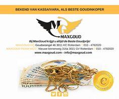 Wat is uw goud waard? Altijd de beste goudprijs bij Maxgoud