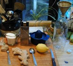 How to Make Ginger Ale: 16 steps