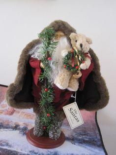 The Santas by Tina Mitchell. $30.00, via Etsy at PoppyLesti.