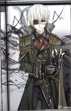 Tokyo Ghoul x Black Butler