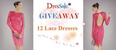 Our External World - Makeup and Beauty Blog: Dressale 12 Lace Dresses Giveaway