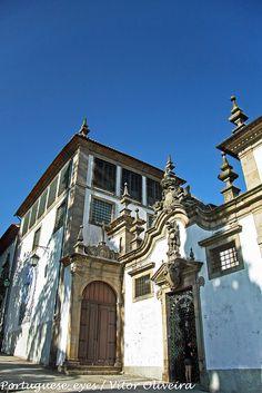 Mosteiro de São José do Carmo - Guimarães - Portugal by Portuguese_eyes, via Flickr