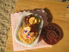 Miniarure Food #waffles