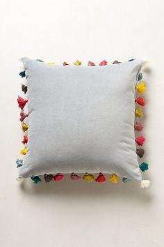 Firenze Velvet Cushion #anthropologie