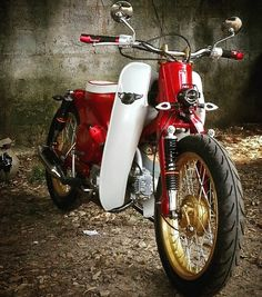One of Honda's flagship model in 70s and 80s. Very reliable bike and it will run for ever. Then this street cub comes with full...