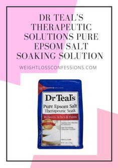 I love Epson Salt Baths! They are great for muscle pain, sleep, anxiety, relaxation, constipation and the list goes on.There are several great articles about the benefits of magnesium (epson salt for PCOs) Magnesium Benefits, Epsom Salt, Muscle Pain, Bath Salts, Epson, Pain Relief, Confessions, Baths
