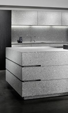 Eggersmann Unique Kitchen | Lupus Grey