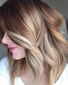 Hotheads Extensions - Seamless balayage with Hotheads Extensions, Hair Extensions, Lob Hairstyle, Long Hair Styles, Beauty, Instagram, Happy Brithday, Weave Hair Extensions, Hair Pieces