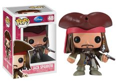 Pop! Disney: Jack Sparrow | Funko