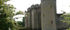 Bodiam Castle (National Trust) - East Sussex, South East England - http://www.nationaltrust.org.uk/bodiam-castle