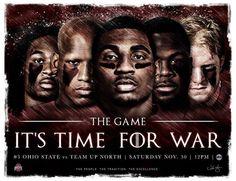 Warrior time