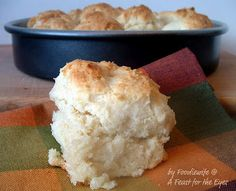 Homemade biscuits!