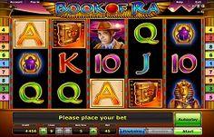 Book Of Ra 2 Deluxe | Novomatic Slots Online