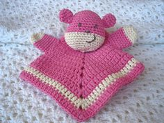 Is it a toy: Teddy doudou free pattern
