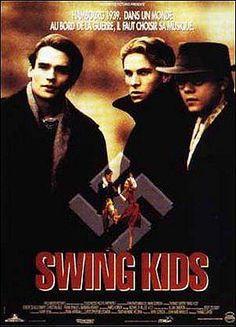 Crítica de José Luis Vázquez de una película programada en la televisión: Rebeldes del swing