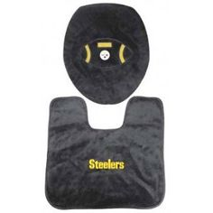 Image Detail For  Amazon.com: Pittsburgh Steelers Bath Set: Sports U0026  Outdoors