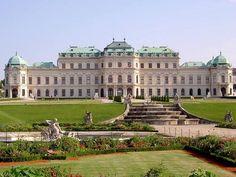 # Viena, Castelo de Belvedere