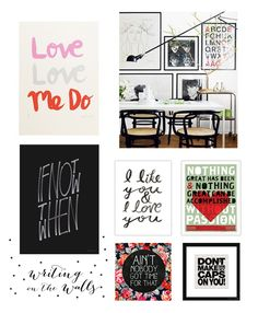 Best typography posters