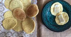 Creps de los mil agujeros de Marruecos, tanto para dulce como para salado.