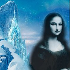 Photoshop Submission for 'Mona Lisa 5' Contest | Photoshop Design by autumv