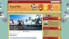TravelWeb Blogger template » http://btemplat.es/9702