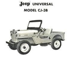jeep willys cj3b 1954 cara de cavalo jeeps pinterest jeep rh pinterest com Jeep YJ Parts Jeep CJ7 Parts