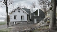 Store Lauvøya - Bestemorstua / Mikado Arkitektur